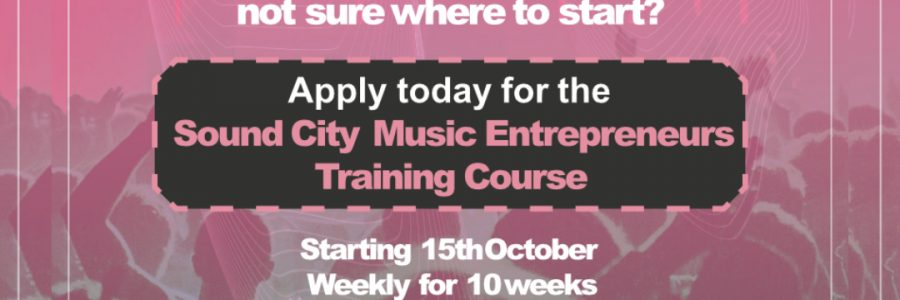 Sound City Training is back at The Florrie this October